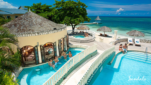Best resort destinations by country