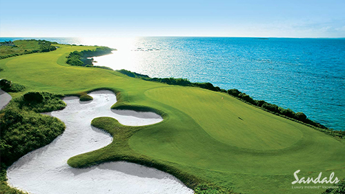 best golf resorts